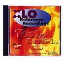 XLO RX-1000 テスト用CD/バーンインCD グッズ
