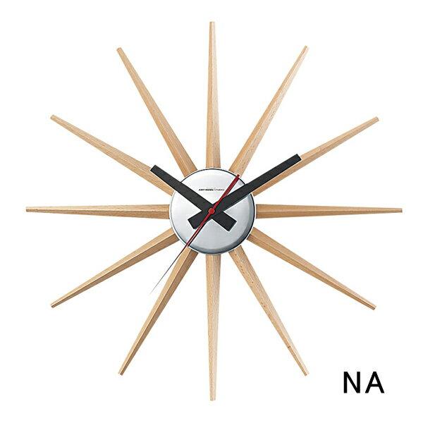 【ARTWORKSTUDIO】 Atras2-clock (アトラス2クロック) NA(ナチュラル)
