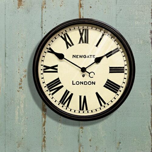 掛け時計 壁掛け時計 AW-TR-4257    GATE バタースビーウォールクロックの写真