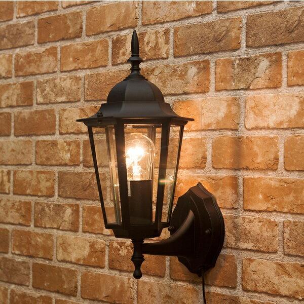 アベニューウォールランプ ヘキサゴン 壁掛け照明 ブラケットライトの写真