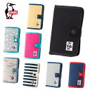 CHUMS チャムス NOTEBOOK STYLE MOBILE CASE SW CH60-2361-K001-BLACK画像