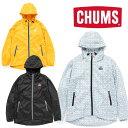 チャムス  アウトドア ジャケット メンズ Ladybug Jacket レディバグジャケット CH04-1075画像