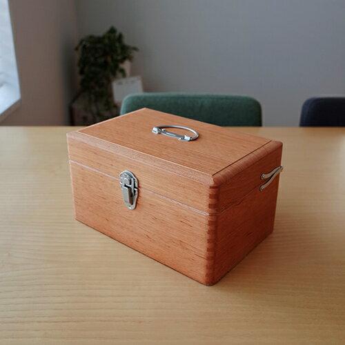 倉敷意匠 木製 救急箱 S計室 おしゃれ かわいい 薬箱 国産の写真