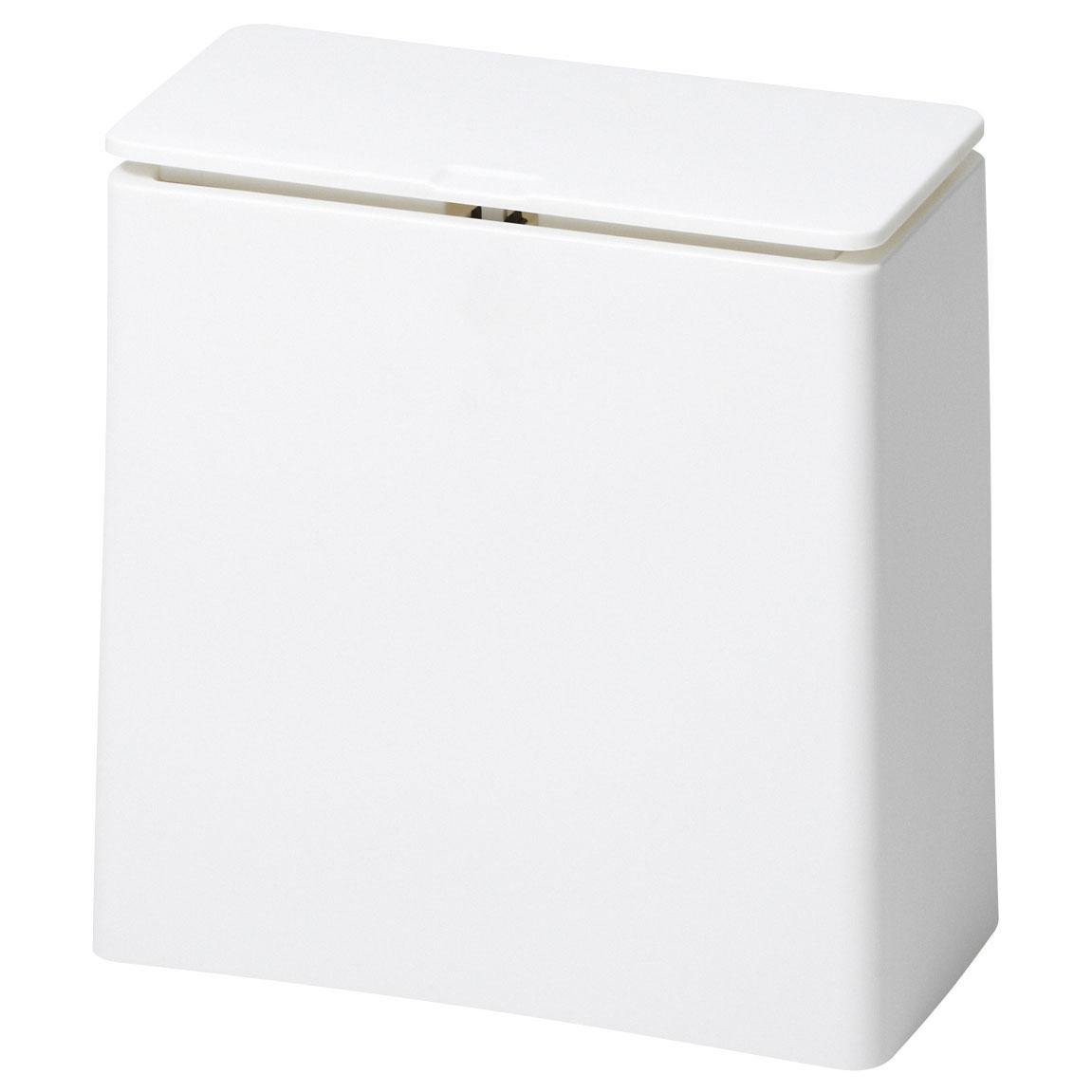 TUBELOR mini flap チューブラーミニフラップ 1.4L ホワイト / ideacoの写真