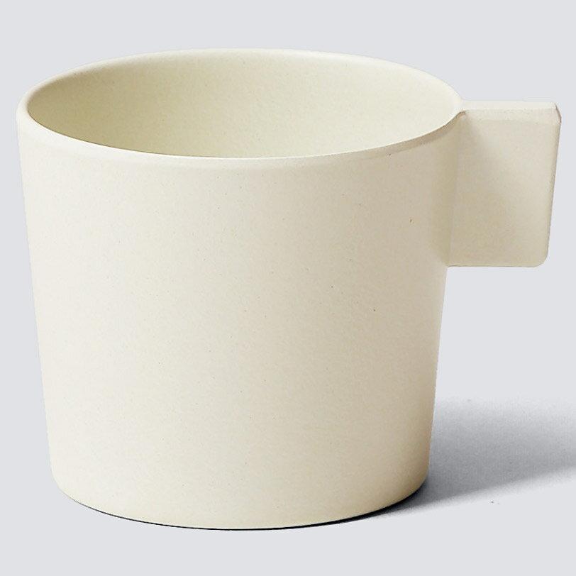 ideaco/イデアコ テーブルウェア「usumono」cup バンブーメラミン/カップ/マグ/コップ/軽量/薄い/割れにくいの写真