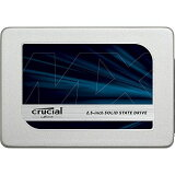 Crucial 2.5インチSSD MX300 275GB 3DNAND 7mm/9.5mmアダプタ付属 CT275MX300SSD1
