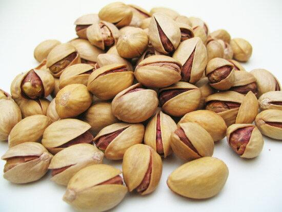 ピスタチオナッツ 殻付き ロースト (塩味) 300g イラン産
