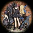 TVアニメ『プリンセス・プリンシパル』キャラクターソングミニアルバム「5 Moving Shadows」/CD/LACA-15664