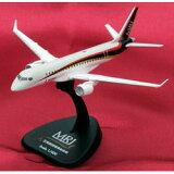 旅客機コレクション 1/400 三菱航空MRJ トミーテック