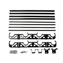 タカラ産業 吊下げ型物干金物 DRY・WAVE ドライ・ウェーブ HA50 ブラック Tools & Hardware 00096459-001