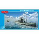 1/350 英・K級潜水艦WW-1 MicroMirブランドMM350021 プラモデル AVIS