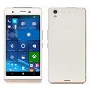 arp XC01Q WH Windows Phone スマートフォン
