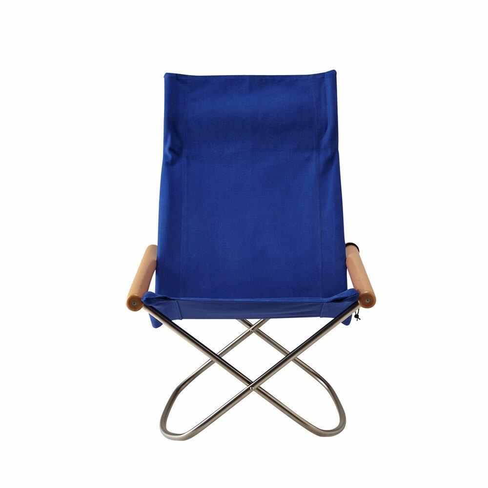 Ny chair X ニーチェアエックス ロッキング 肘かけ ナチュラルの写真