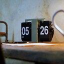 フリップクロック フォルク/壁掛け時計 置時計兼用 FLIP CLOCK VOLK