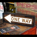 HOUSE USE PRODUCTS SIGN LIGHT ONEWAY サインライト
