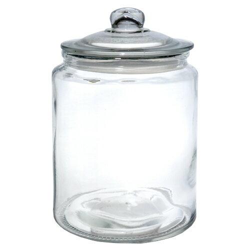 ガラス容器 アンティーク ストレートジャー 5L 保存瓶
