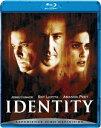 アイデンティティー/Blu-ray Disc/BLU-34145画像