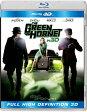 グリーン・ホーネット 3D&2Dブルーレイセット/Blu-ray Disc/BRM-80134