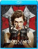 バイオハザード:ザ・ファイナル【初回生産限定】/Blu-ray Disc/BRL-81059