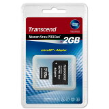 上海問屋セレクト MS ProDuo 変換アダプター付属 microSDカード 2GB