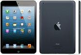 Apple iPad mini Wi-Fi+Cellular 64GB (ブラック&スレート)