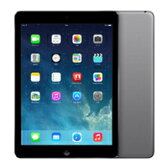 Apple iPad Air Wi-Fiモデル 16GB スペースグレイ MD785J/B