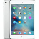 APPLE iPad mini 4 WI-FI 128GB SV画像