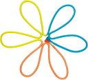 ササキ M-280G/COOxYxAQBU 3色ロープ カラー:COOxYxAQBU サイズ:長さ3m径1cm