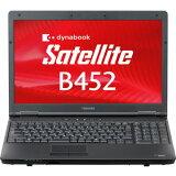 東芝 dynabook Satellite B452/ G:Cel B830/ 2G/ 320G/ SMulti/ 7Pro DG/ Office無 PB452GNBPR5A71