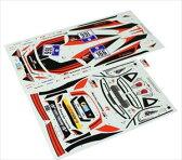 スポンサーデカール GAZOOレーシング TOYOTA86 39299-1 京商(株)/6013