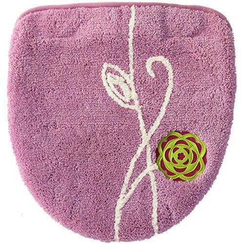エトフ 洗える洗浄・暖房専用フタカバー ピンク(1枚入)