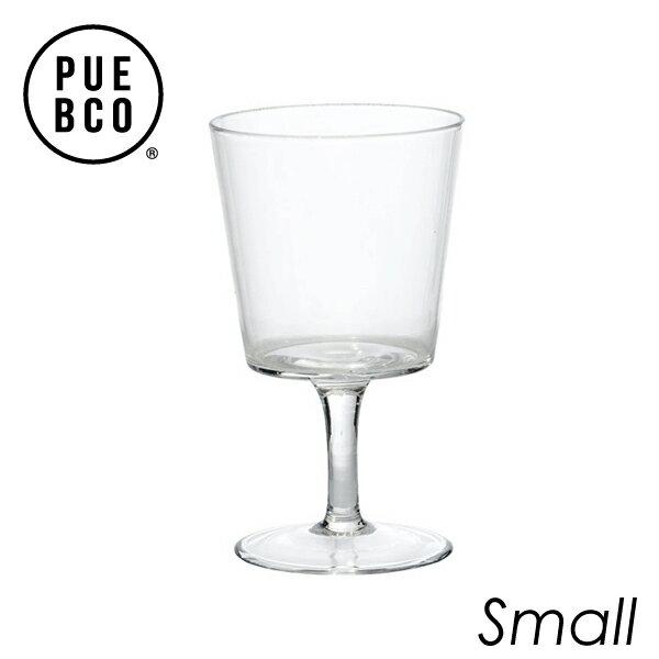 PUEBCO プエブコ ワイングラス Small WINE GLASS シンプル かわいい ガラスの写真
