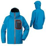モンベル トレントフライヤー ジャケット Men's セルリアンブルー Sサイズ 1128541