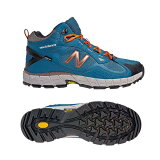 ニューバランス TRAIL WALKING/PL-1N MO703H2E-BO BLUE×ORANGE
