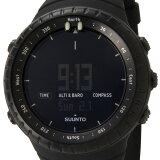 SUNNTO スント コア オールブラック メンズ 腕時計 014279010 Core All Black