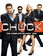 CHUCK/チャック〈シーズン1-5〉 ブルーレイ全巻セット/Blu-ray Disc/1000633662