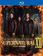 SUPERNATURAL XII〈トゥエルブ・シーズン〉 ブルーレイ コンプリート・ボックス/Blu-ray Disc/1000652849