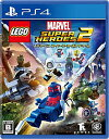 PS4 レゴ マーベル スーパー・ヒーローズ2 ザ・ゲーム ワーナーブラザースジャパン画像