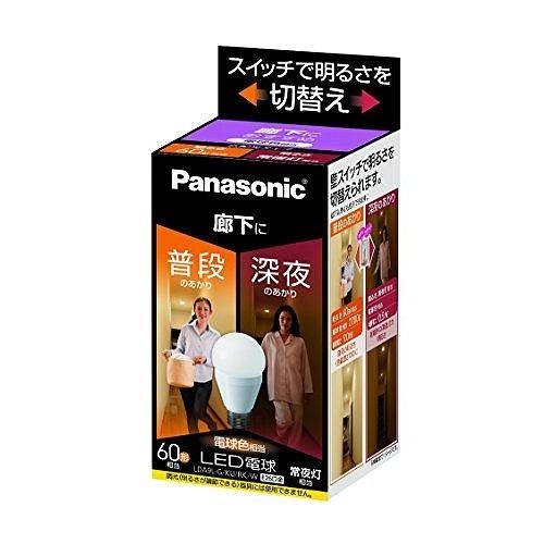 Panasonic 電球 LDA9LGKURKW