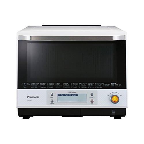 Panasonic ビストロ スチーム オーブンレンジ NE-BS803-W