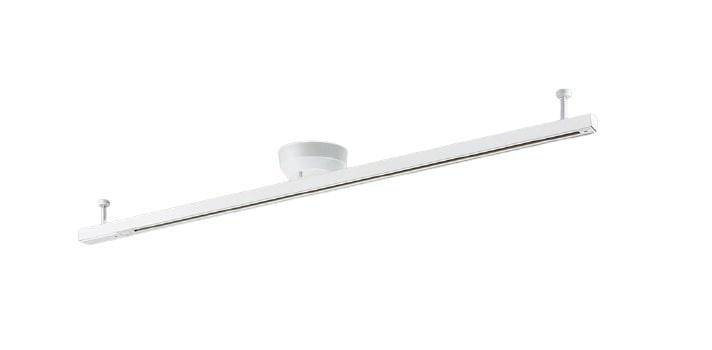 Panasonic 配線ダクト ダクトレール スライド 回転タイプお好みの位置に調節 ホワイト:LK04085WZ DUCTの写真