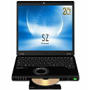 Panasonic Let'snote SZ5 CF-SZ5XDMQR画像