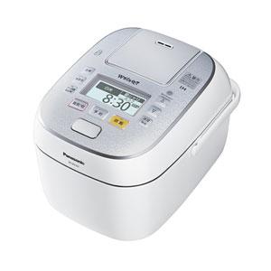 Panasonic  スチーム&可変圧力IHジャー炊飯器 加圧追い炊き SR-SPX187-W