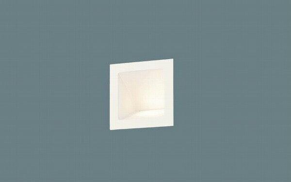 パナソニック Panasonic 照明器具LEDブラケットライト ウォッシャライト 電球色 美ルックスクエアタイプ 拡散 調光可 HomeArchi 60形電球相当LGB80542LB1の写真