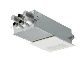 熱交換換気扇 DCとAC。