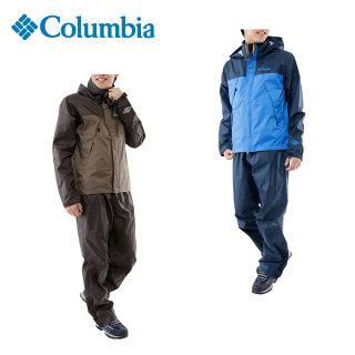コロンビア Columbia トレッキング メンズ シンプソンサンクチュアリレインスーツ