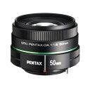 PENTAX DA50F1.8