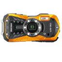 リコー タフネスカメラ WG-50 オレンジ(1台)画像