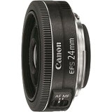 Canon EF-S24F2.8 STM