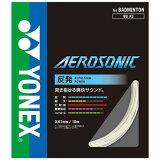 YONEX エアロソニック チーム100 BGAS1 色 : ホワイト